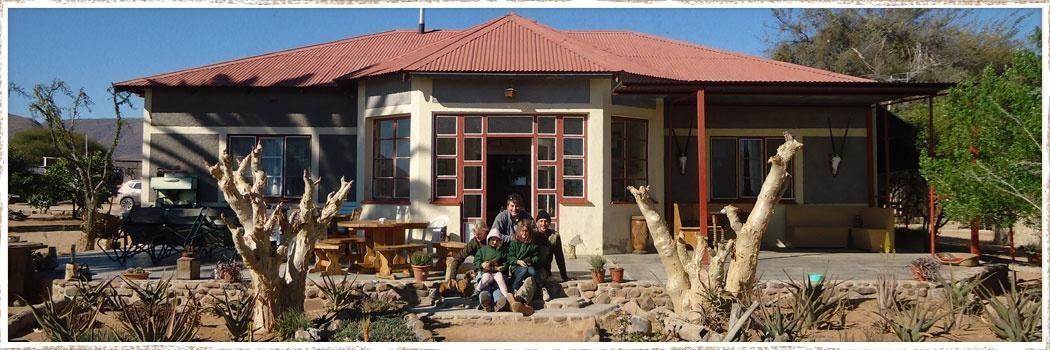 Namibia Haus Kaufen omandumba farm im erongo in namibia