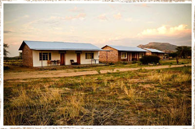 Guestfarm Omandumba in the Erongo, Namibia